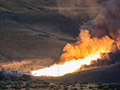 NASA Tests Booster For Most Powerful Rocket For Space Mission
