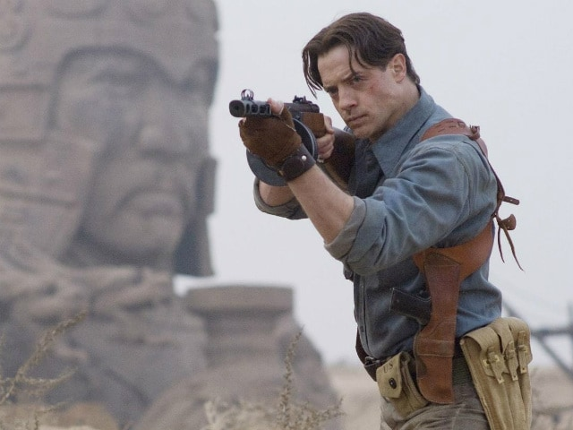 Brendan Fraser is in India to Film Thriller With Radhika Apte, Ronit Roy