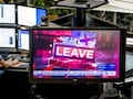 Leave As 'Soon As Possible', European Union Tells Britain