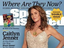 Trending: Caitlyn Jenner Wears Olympic Medal For Sports Illustrated Again