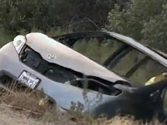 Two Fathers Watch Helplessly As Their Families Burn To Death In Calif. Car Wreck
