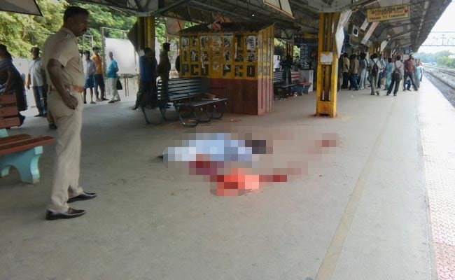 Chennai: Woman Infosys employee hacked to death at railway station