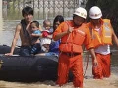 Floods In Southern China Kill 25, Displace Over 33,000