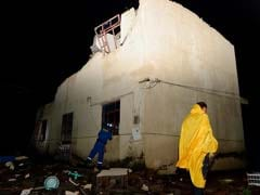 Savage Storm Pummels Eastern China, Killing 98
