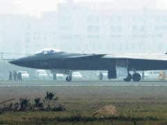 China To Unveil Its New Generation J-20 Stealth Fighter At Air Show