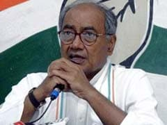 Control Over Police Must Rest With Centre, Not Delhi Government: Digvijaya Singh