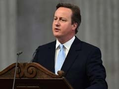 Former British PM David Cameron In Race To Be Next NATO Chief: Report