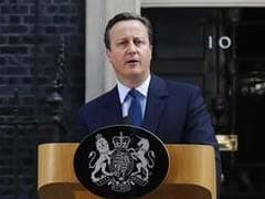 Expressing Regret, David Cameron Says Britain Will Not Turn Back On EU