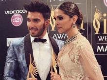 IIFA Awards: Ranveer, Deepika Win Top Honours For Bajirao Mastani, Piku