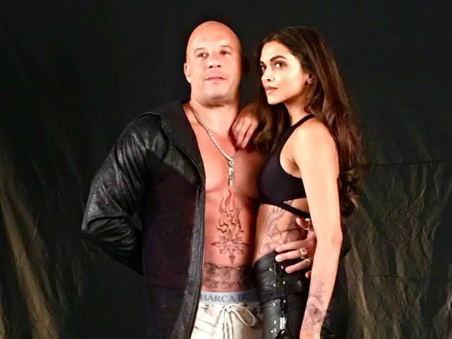 When Deepika Padukone Met Vin Diesel's Daughter Pauline