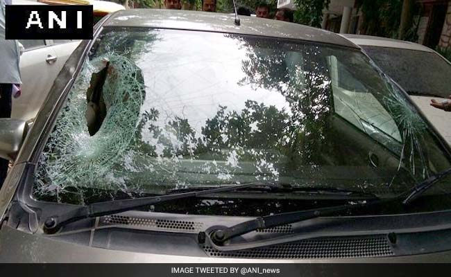 Drunk student drives vehicle at 100 kmph, mows down three