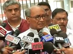 Telangana Government Inflating Costs Of Public Projects: Digvijaya Singh