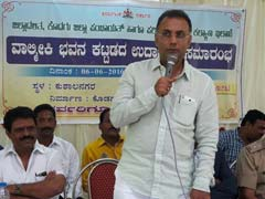 After Cabinet Reshuffle, Karnataka Congress Picks A New Chief