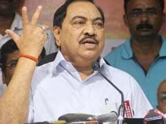 Dawood Call Logs: Former Minister Eknath Khadse Likely To Get Clean Chit