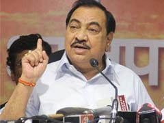 Eknath Khadse Made No Phone Calls To Dawood, Maharashtra Anti Terror Squad Finds