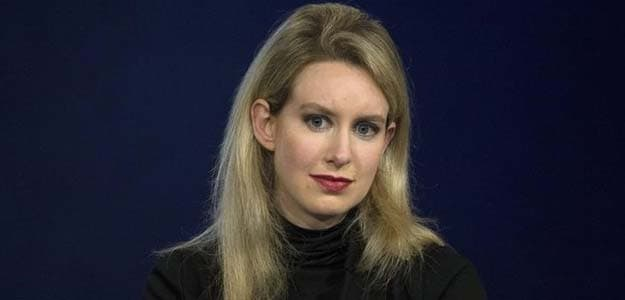 In 2015, Forbes had named Elizabeth Holmes the richest self-made woman in America