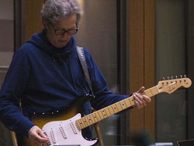 Eric Clapton Struggling to Play Guitar Due to Nerve Damage - NDTV ...