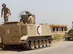 ISIS Convoy Fleeing Fallujah Destroyed: Iraqi Official