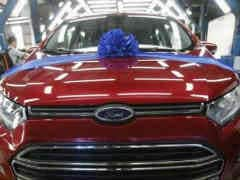 Ford India Sales Up 48% At 17,279 Units In May