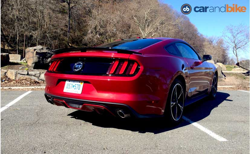 Pics Photos - Preview Of Ford Mustang Auto Front 2791 Hd