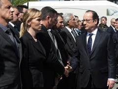 France Honors Police Couple Killed By Terrorist In Their Home