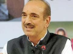 RSS' Policies A Threat To The Country's Secular Fabric: Ghulam Nabi Azad
