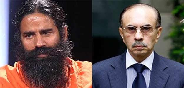 Patanjali is leveraging Ramdev's image in yoga and ayurveda quite well, said industrialist Adi Godrej