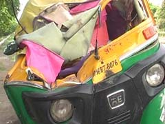 4 Killed After Dumper Truck Rams Auto Rickshaw Near Delhi