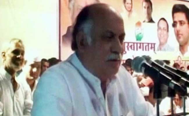 I resigned on personal ground : Senior Mumbai Congress leader Gururdas Kamat