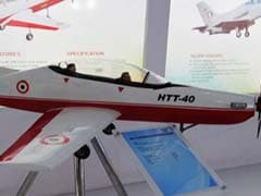 Hindustan Aeronautics Limited's Indigenous Trainer Aircraft Makes First Flight