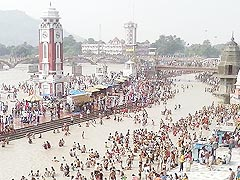 Centre May Bring In Legislation To Clean Ganga In Consultation With States
