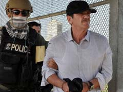 Drug Lord El Chapo's Ally Arrested In Mexico Post US Prison Time