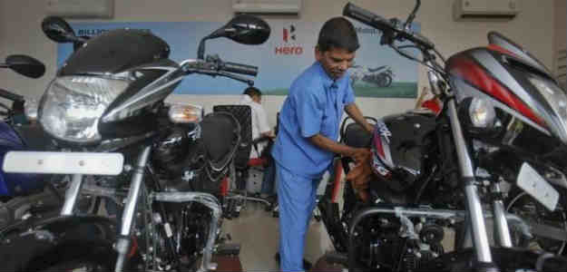 Hero MotoCorp Sales Up 28% In August