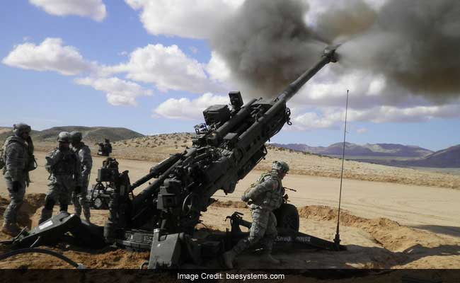 India Clears Purchase Of 145 Ultra-Light Howitzer Guns From US