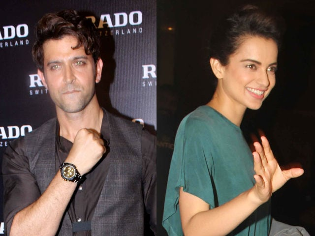 All Will be Revealed Soon, Says Hrithik Roshan on Feud With Kangana Ranaut