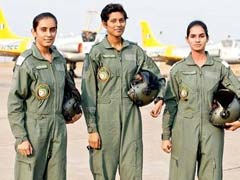 India's First Women Fighter Pilots Share Heart-In-Mouth Moments