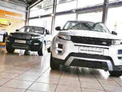 Tata Motors Shares Rally On 17% Rise In Jaguar Land Rover June Sales