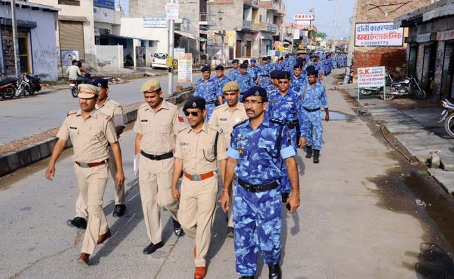 Security Tightened In Delhi As Jats Protest Over Quota In Haryana: 10 Facts