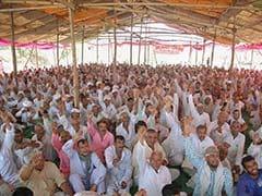 Jat Leaders Seek Permission For Dharna