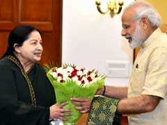 Jayalalithaa Raises NEET, Jallikattu Issue In Meeting With PM Modi