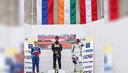 Jehan Wins in Hungary; Takes Lead in  Formula Renault 2.0 NEC Series