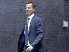UK Health Secretary Considering Bid To Replace David Cameron As PM