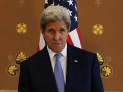 John Kerry Takes Syria Strikes Cooperation Proposal To Russia