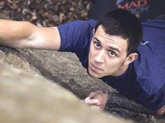 Justin Salas is a Professional Photographer and a Rock Climber. He's Also Blind.
