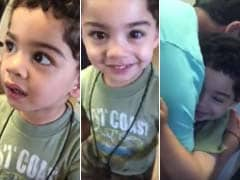 Toddler Hears Mother's Voice For First Time, Follows Up With Happy Dance