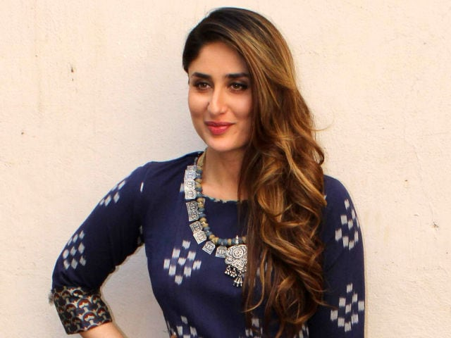 Kareena Kapoor Says, 'Don't Want to do Many Films at a Time'
