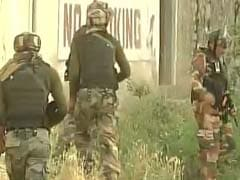 Terrorists Killed In Encounter With Security Forces In Jammu And Kashmir