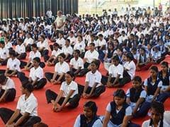 'Kirtans' Irk Kerala Minister In International Yoga Day Celebrations