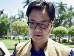 Ishrat Case: Unfortunate Steps Taken Under Chidambaram, Says Kiren Rijiju