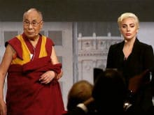 China Has Reportedly Banned Lady Gaga After Her Meeting With Dalai Lama